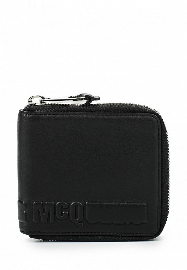 купить Портмоне McQ Alexander McQueen McQ Alexander McQueen MC010BMQEF30 недорого