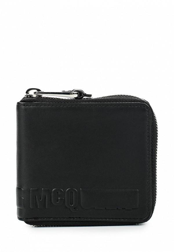 Портмоне McQ Alexander McQueen McQ Alexander McQueen MC010BMQEF31 alexander mcqueen черный