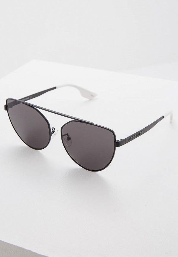 купить Очки солнцезащитные McQ Alexander McQueen McQ Alexander McQueen MC010DMTNF28 дешево