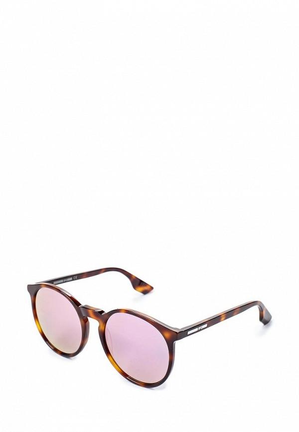 Очки солнцезащитные McQ Alexander McQueen McQ Alexander McQueen MC010DWQYL51 стоимость