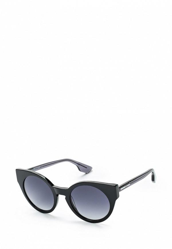 Очки солнцезащитные McQ Alexander McQueen McQ Alexander McQueen MC010DWQYL61 стоимость