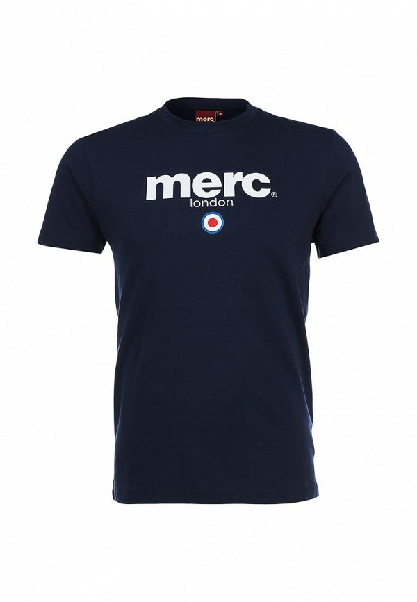 Футболка с надписями Merc 1704136