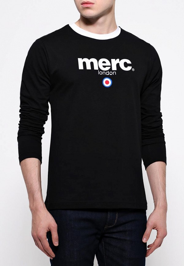 Лонгслив Merc Merc ME001EMJJ037 merc corona