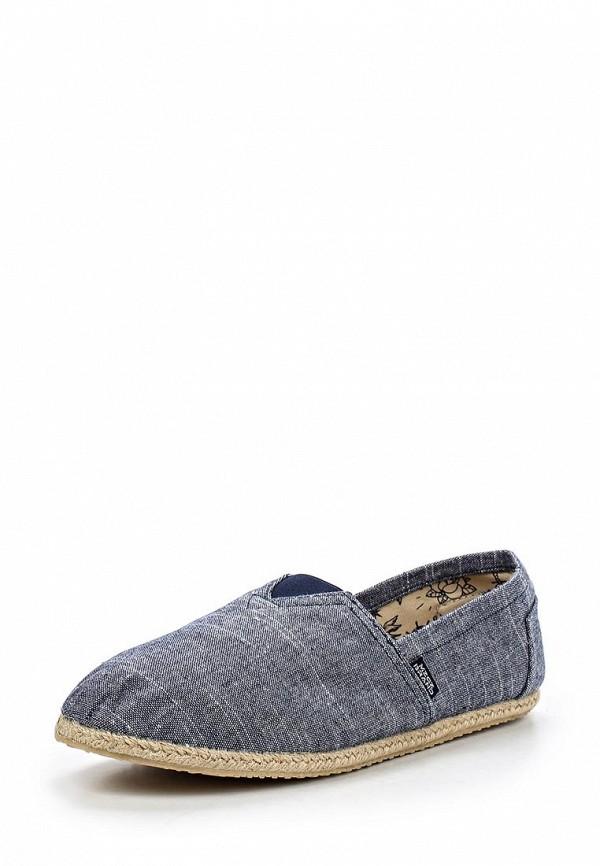 Мужские эспадрильи MeZaGuz Shoes Denim