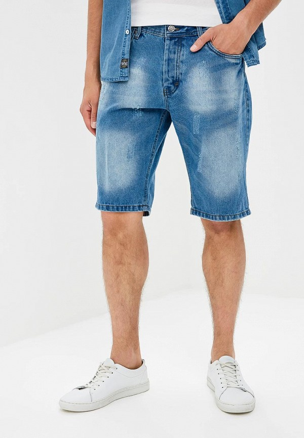 Фото Шорты джинсовые MeZaGuz. Купить с доставкой