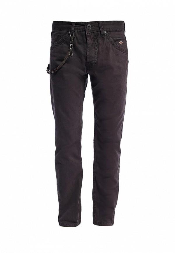 Мужские повседневные брюки MeZaGuz Elmet/anthra