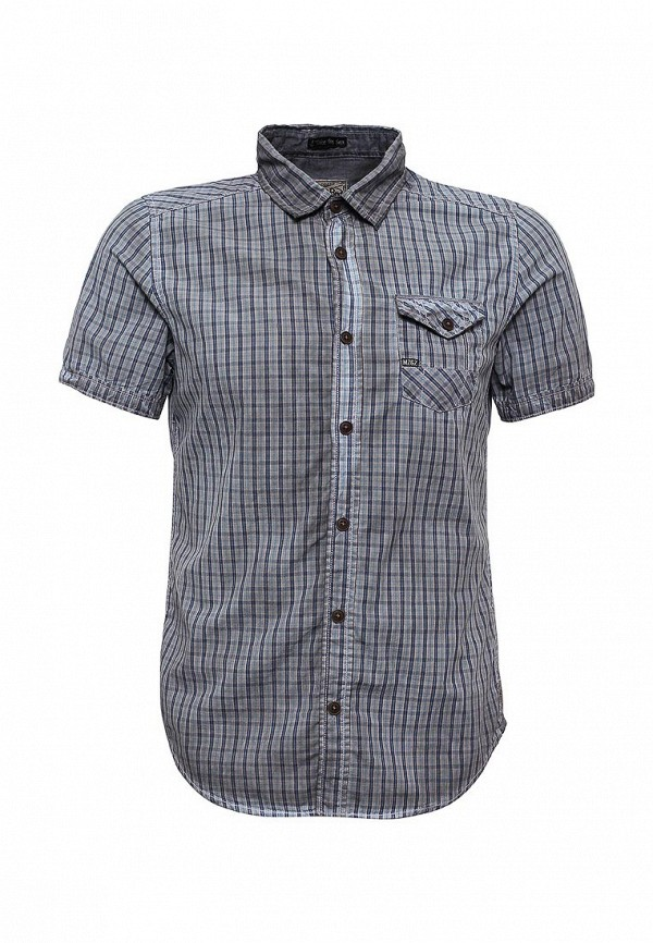 Рубашка с коротким рукавом MeZaGuz Canaria