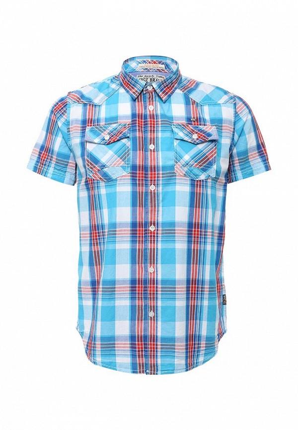 Рубашка с коротким рукавом MeZaGuz Cubano