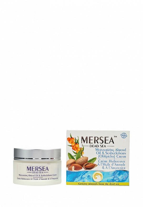 Купить Крем для лица Mersea, Увлажняющий с миндальным маслом и маслом облепихи, 50 мл, ME034LWZYE49, Весна-лето 2018