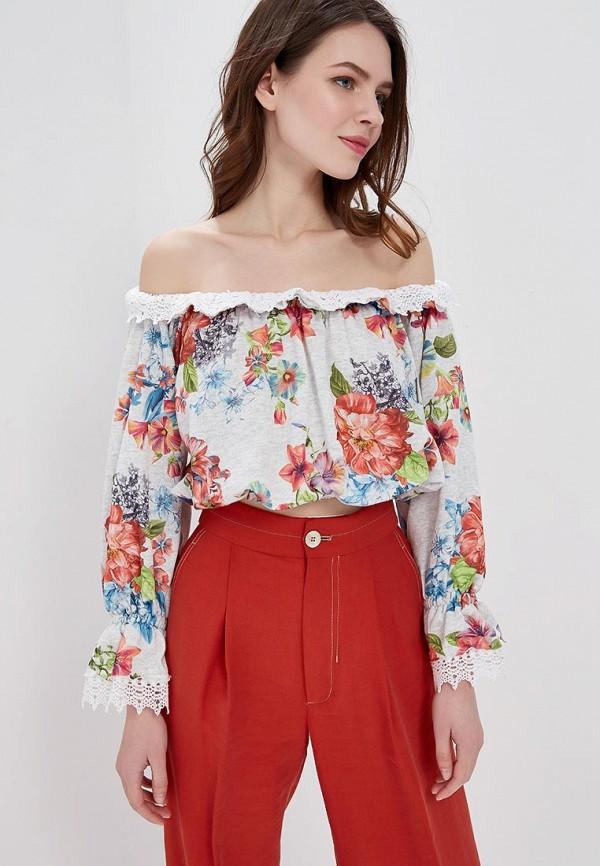 Блуза Met Met ME486EWAPJS0 блуза silk me silk me mp002xw0f5jh