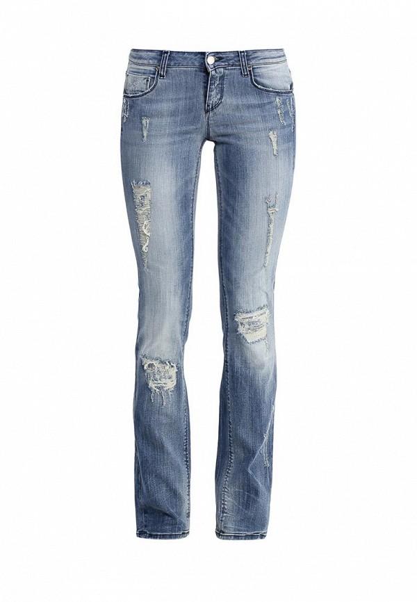 Прямые джинсы Met 10DB50224