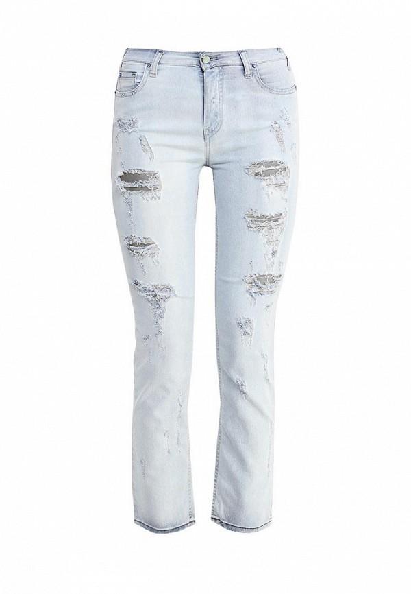 Прямые джинсы Met 10DB50255