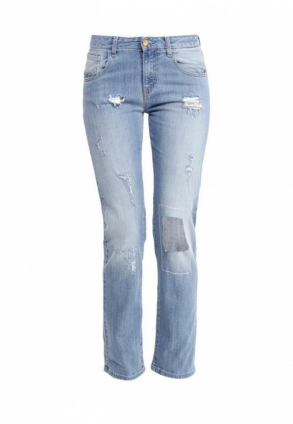 Прямые джинсы Met 10DB50260