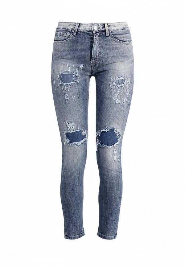 Зауженные джинсы Met 10DB50281