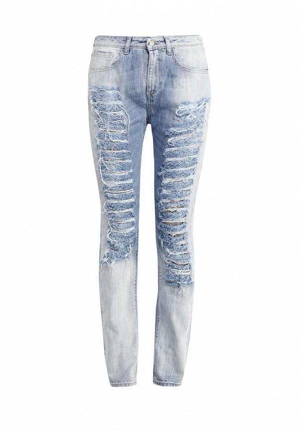 Прямые джинсы Met 10DB50285
