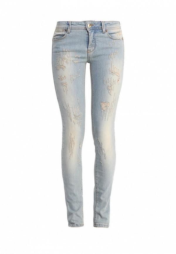 Зауженные джинсы Met 10DB50286
