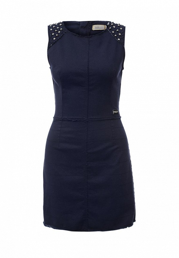 Платье-мини Met 10DVE0820