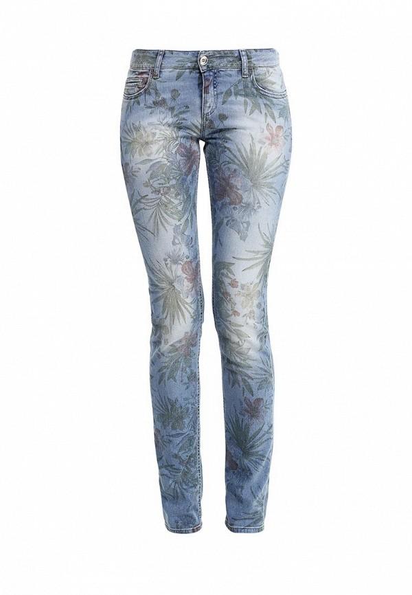 Зауженные джинсы Met 70DB50254
