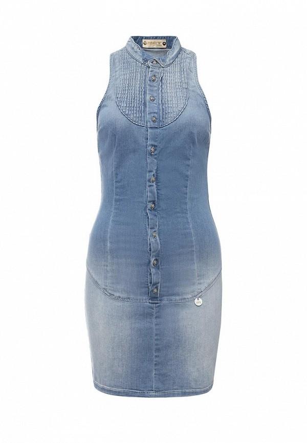 Платье джинсовое Met 70DVE0861