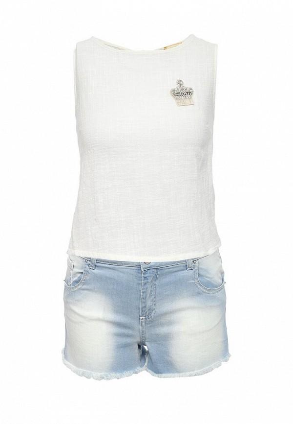 где купить Комбинезон джинсовый Met Met ME486EWQAM39 по лучшей цене