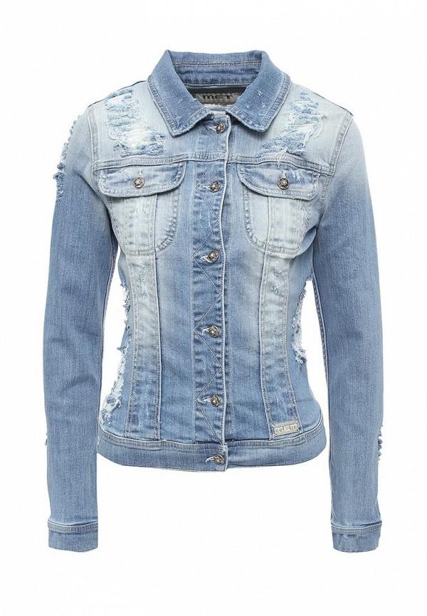 Куртка джинсовая Met 10DGA0024