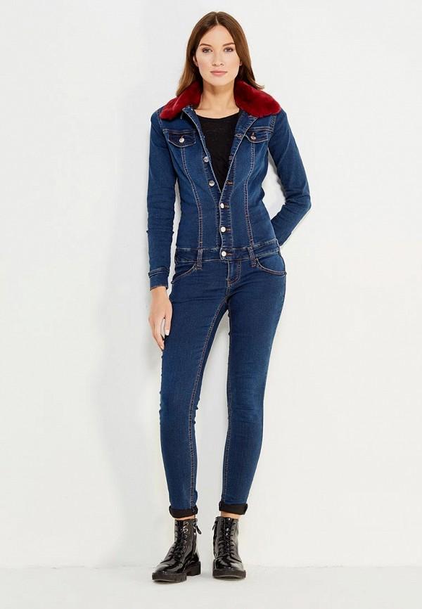 где купить Комбинезон джинсовый Met Met ME486EWXHJ45 по лучшей цене