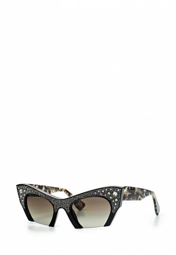Женские солнцезащитные очки Miu Miu 0MU 02QS