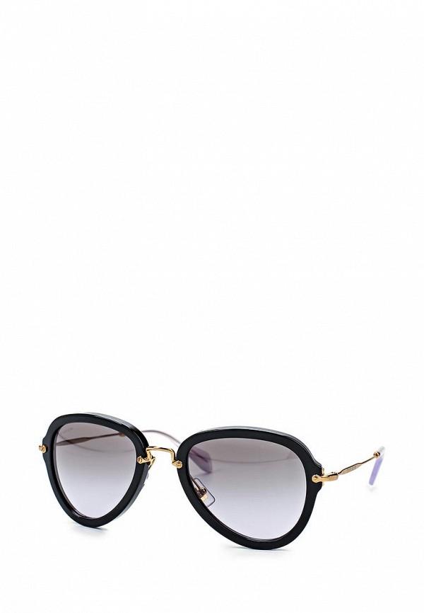 Женские солнцезащитные очки Miu Miu 0MU 03QS