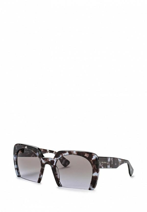 Женские солнцезащитные очки Miu Miu 0MU 06QS
