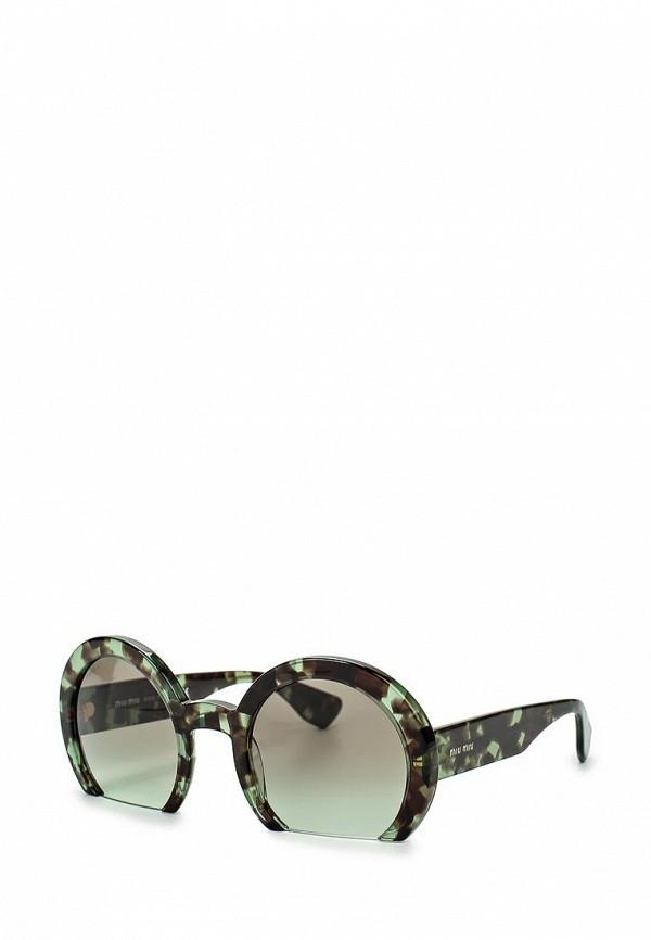 Женские солнцезащитные очки Miu Miu 0MU 07QS