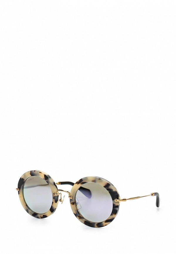 Женские солнцезащитные очки Miu Miu 0MU13NS