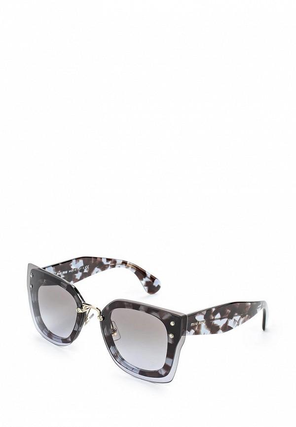 Женские солнцезащитные очки Miu Miu 0MU04RS