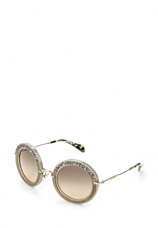 Женские солнцезащитные очки Miu Miu 0MU08RS