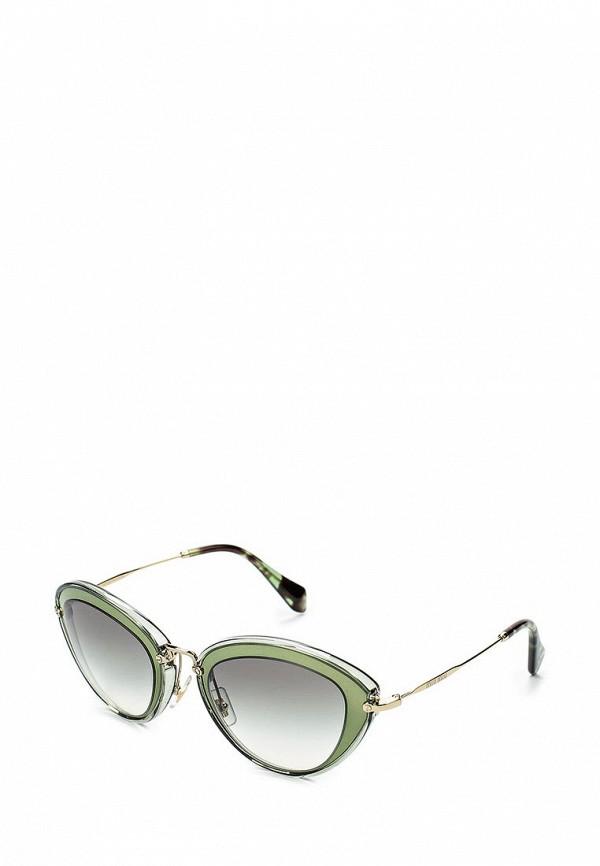 Женские солнцезащитные очки Miu Miu 0MU51RS