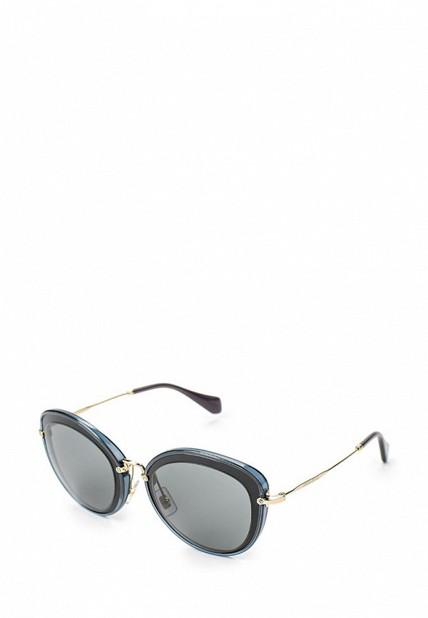 Женские солнцезащитные очки Miu Miu 0MU50RS