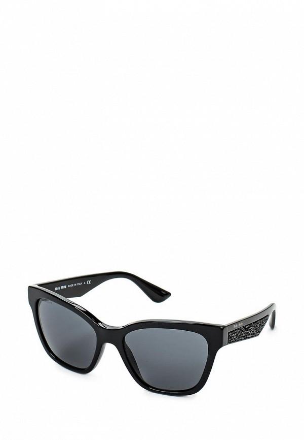 Женские солнцезащитные очки Miu Miu 0MU06RS