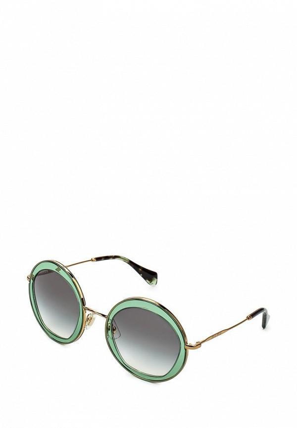 Женские солнцезащитные очки Miu Miu 0MU 50QS
