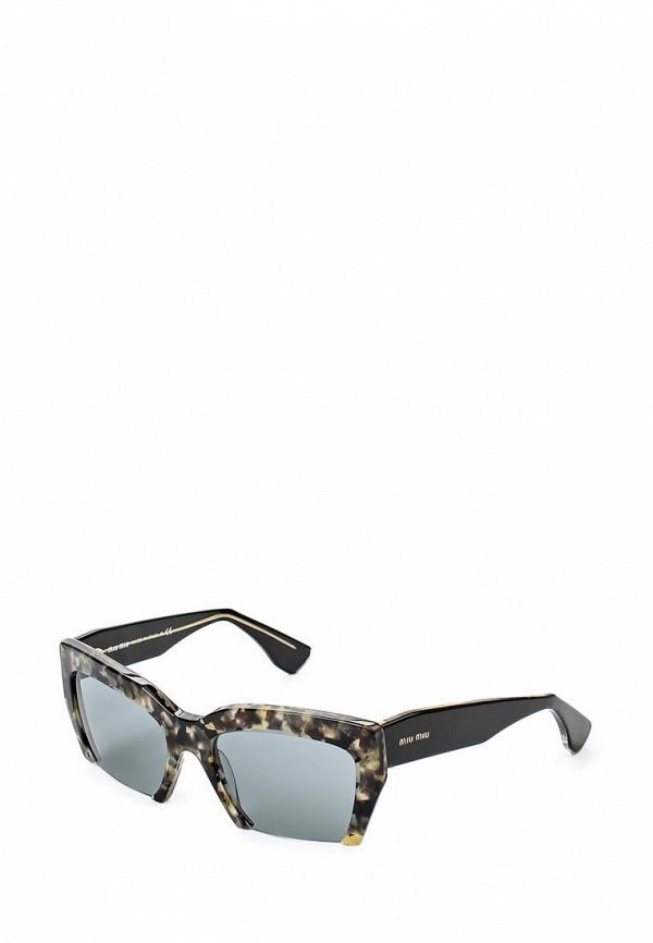 Женские солнцезащитные очки Miu Miu 0MU 11OS