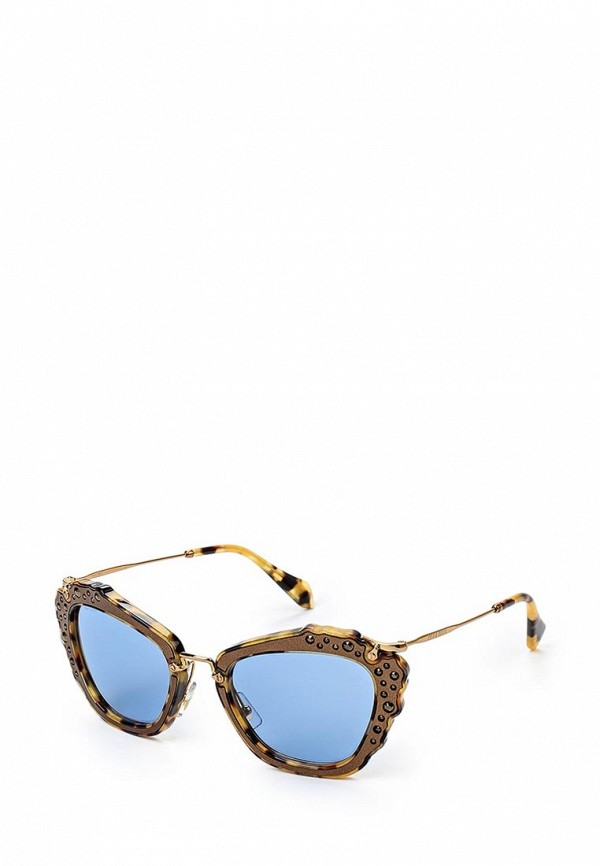 Женские солнцезащитные очки Miu Miu 0MU 04QS