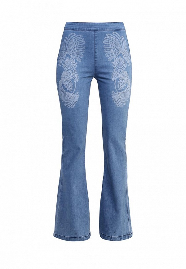 Широкие и расклешенные джинсы MinkPink ID16F1931