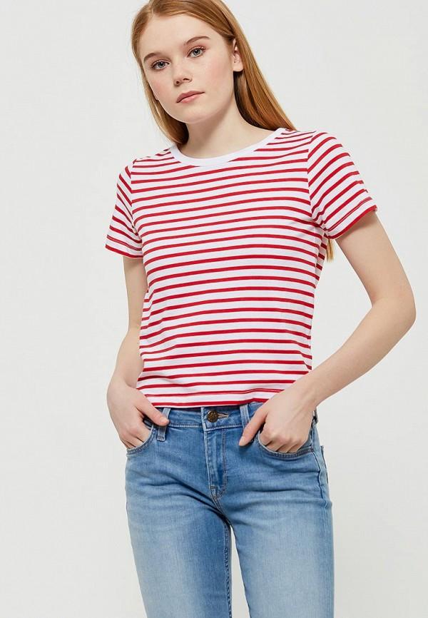 Футболка Miss Selfridge Miss Selfridge MI035EWAHZS4 футболка miss selfridge miss selfridge mi035ewtyt29