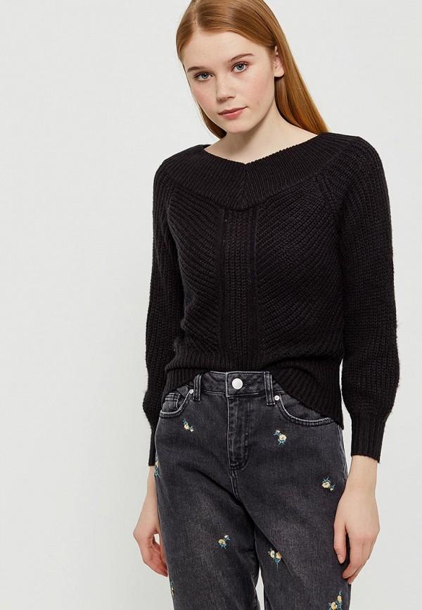 Купить Пуловер Miss Selfridge, MI035EWAHZS8, черный, Весна-лето 2018