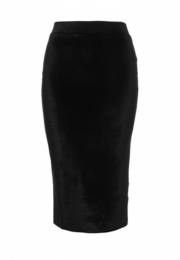 Узкая юбка Miss Selfridge 45K31TBLK