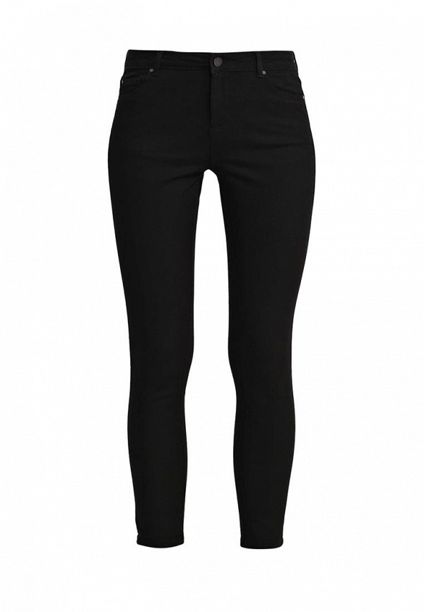 Зауженные джинсы Miss Selfridge 17J35TBLK