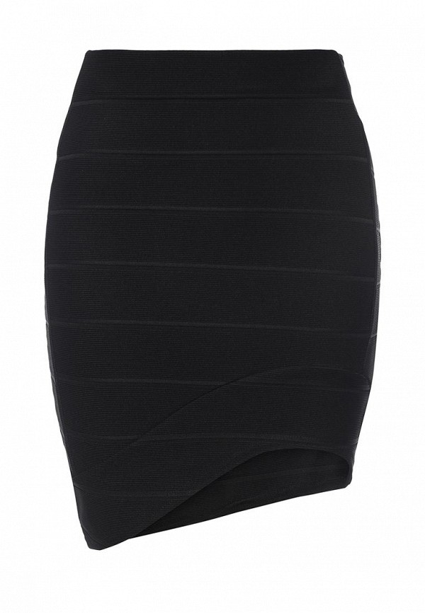 Узкая юбка Miss Selfridge 45K12UBLK