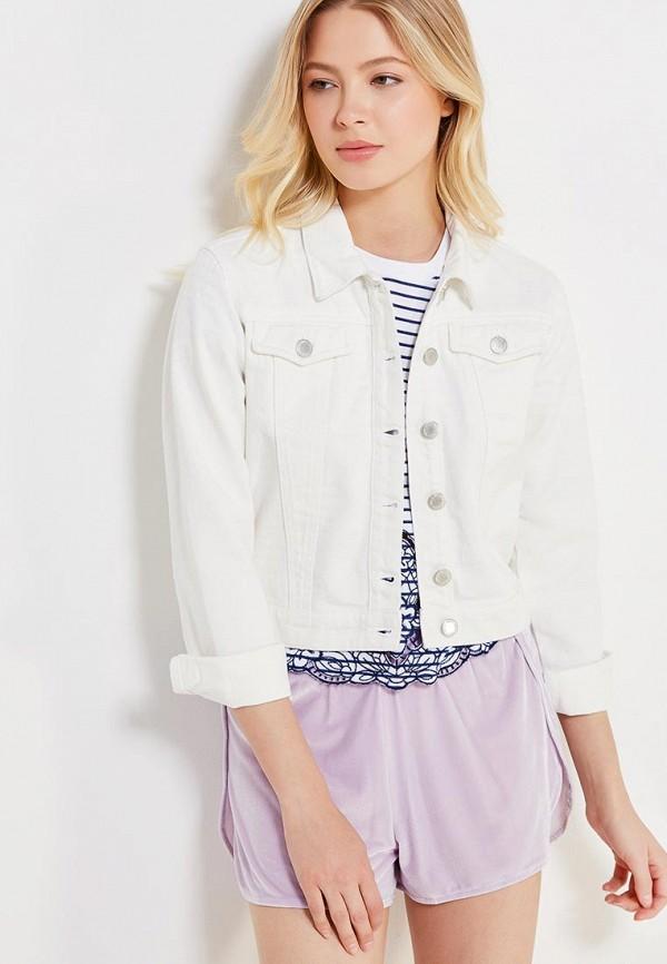 Куртка джинсовая Miss Selfridge Miss Selfridge MI035EWUQN12 платье miss selfridge miss selfridge mi035ewxyg42