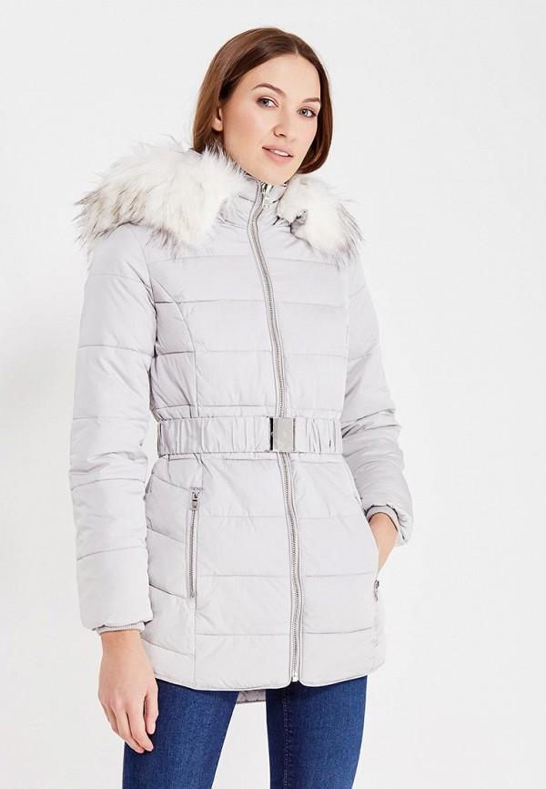 Куртка утепленная Miss Selfridge Miss Selfridge MI035EWYSK56 топ miss selfridge miss selfridge mi035ewvqn67