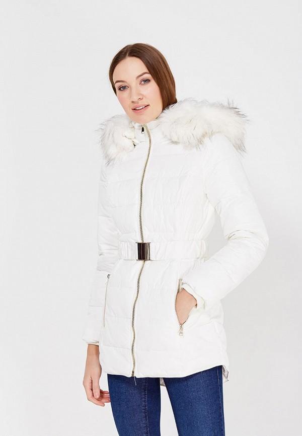 Куртка утепленная Miss Selfridge Miss Selfridge MI035EWYSK58 топ miss selfridge miss selfridge mi035ewvqn67