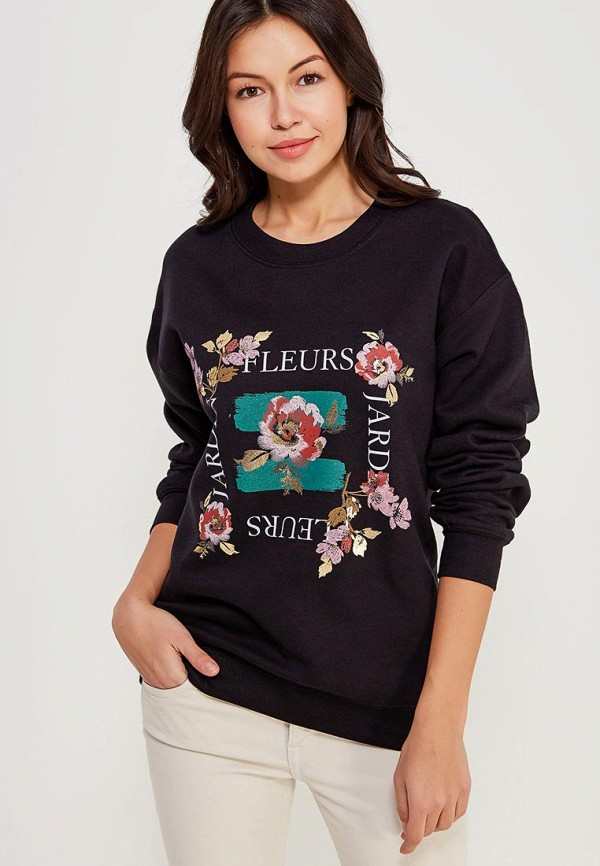 Свитшот Miss Selfridge Miss Selfridge MI035EWZLS79 платье miss selfridge miss selfridge mi035ewxyg42