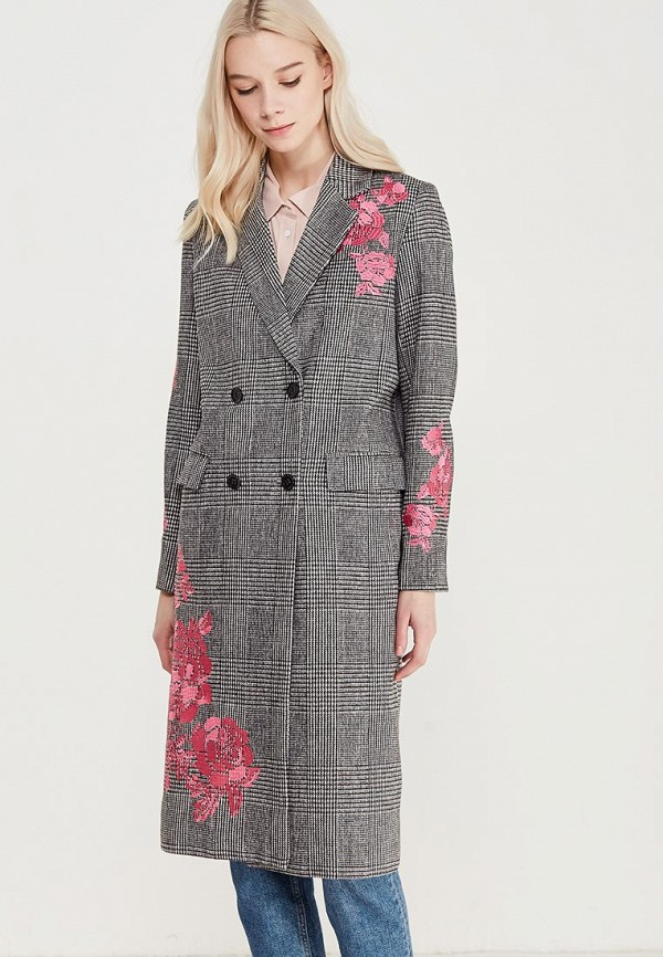 Пальто Miss Selfridge Miss Selfridge MI035EWZLT23 пальто miss selfridge miss selfridge mi035ewxsa56